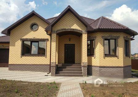 Продаётся 1-этажный дом, 123 м²