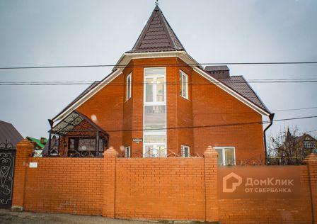 Продаётся 2-этажный дом, 221 м²