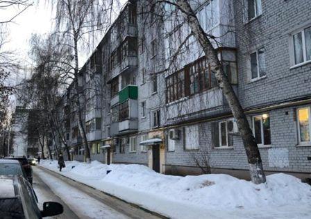 Продаётся 1-комнатная квартира, 41.8 м²