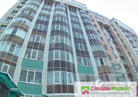 Продаётся 2-комнатная квартира, 55 м²