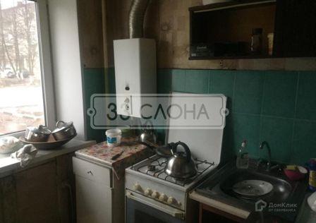 Продаётся 3-комнатная квартира, 60.5 м²