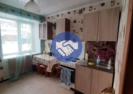 Продаётся 1-комнатная квартира, 33.2 м²