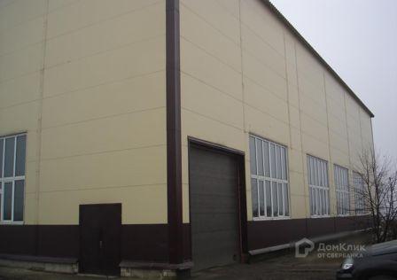 Продаётся производственное помещение, 1670 м²