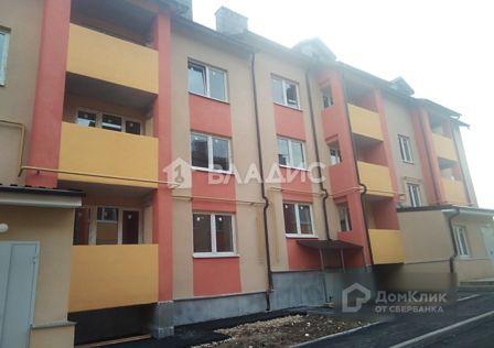 Продаётся 1-комнатная квартира, 29.62 м²
