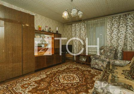 Продаётся 1-комнатная квартира, 36.6 м²