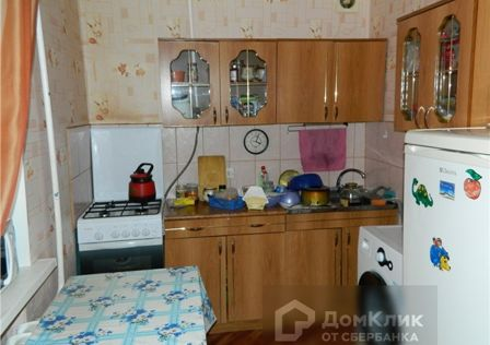 Продаётся 1-комнатная квартира, 32.6 м²