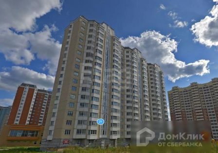 Продаётся 2-комнатная квартира, 60.7 м²