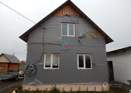 Продаётся 2-этажный дом, 67 м²