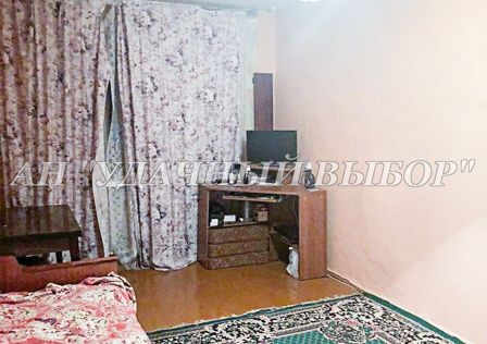 Продаётся 2-комнатная квартира, 43.4 м²
