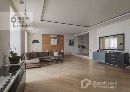 Продаётся 3-комнатная квартира, 198 м²