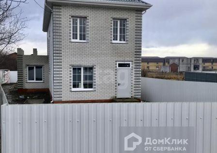 Продаётся 2-этажный дом, 125 м²