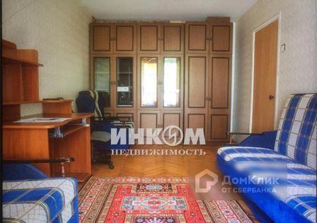 Продаётся 1-комнатная квартира, 31.4 м²