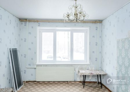 Продаётся 3-комнатная квартира, 66.8 м²