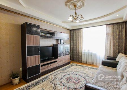 Продаётся 3-комнатная квартира, 91.5 м²