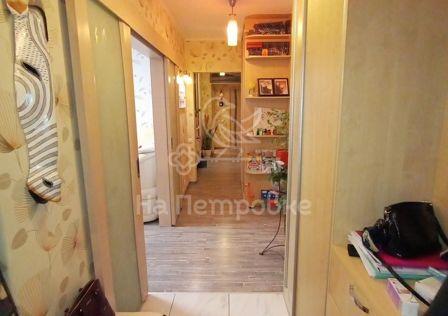 Продаётся 4-комнатная квартира, 86.3 м²