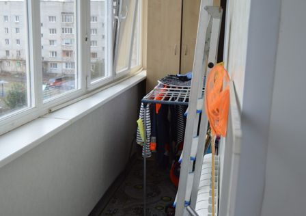 Продаётся 4-комнатная квартира, 75.4 м²