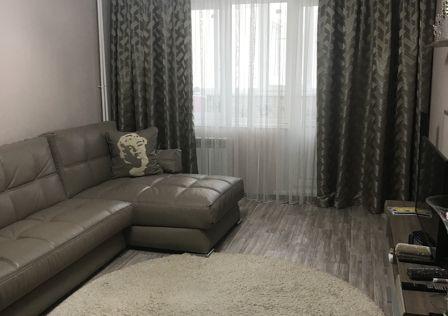 Продаётся 2-комнатная квартира, 60.4 м²