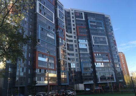 Продаётся 1-комнатная квартира, 39.4 м²