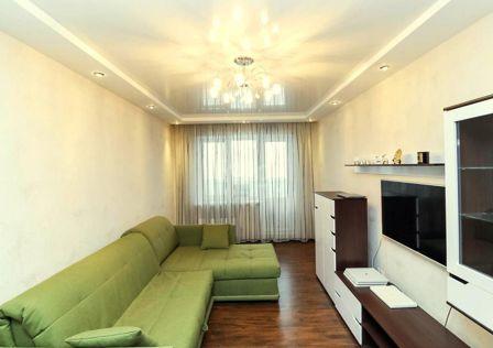 Продаётся 1-комнатная квартира, 36.5 м²
