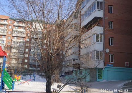 Продаётся 2-комнатная квартира, 60.8 м²