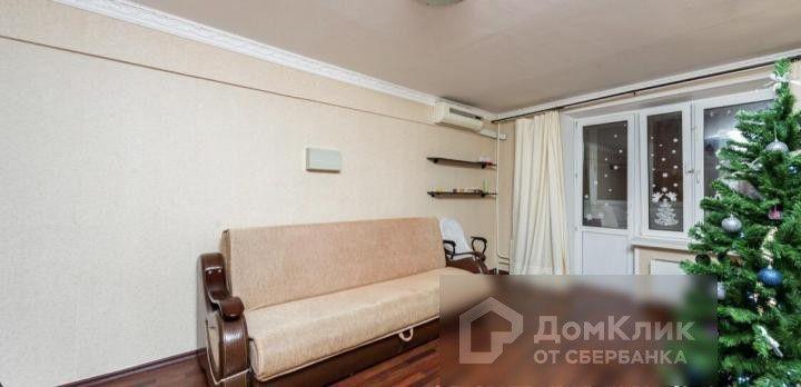 Продаётся 1-комнатная квартира, 38.8 м²