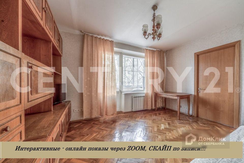 Продаётся 2-комнатная квартира, 37.2 м²