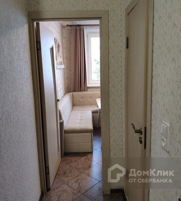 Продаётся 1-комнатная квартира, 38.89 м²