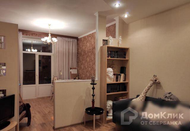 Продаётся 3-комнатная квартира, 84 м²
