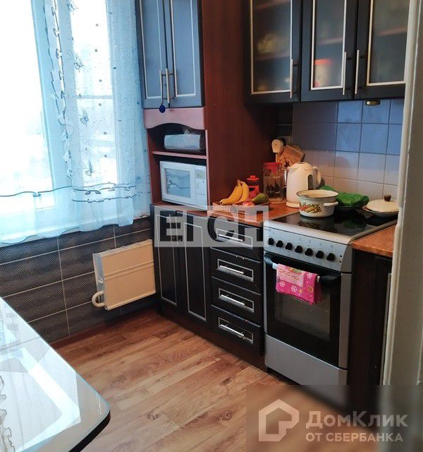 Продаётся 3-комнатная квартира, 51.2 м²
