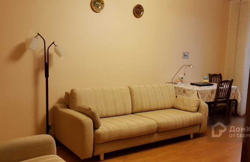 Продаётся 3-комнатная квартира, 72.6 м²