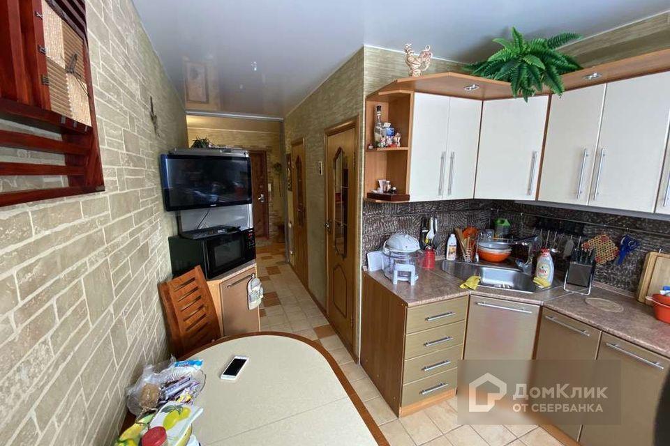 Продаётся 2-комнатная квартира, 57.4 м²