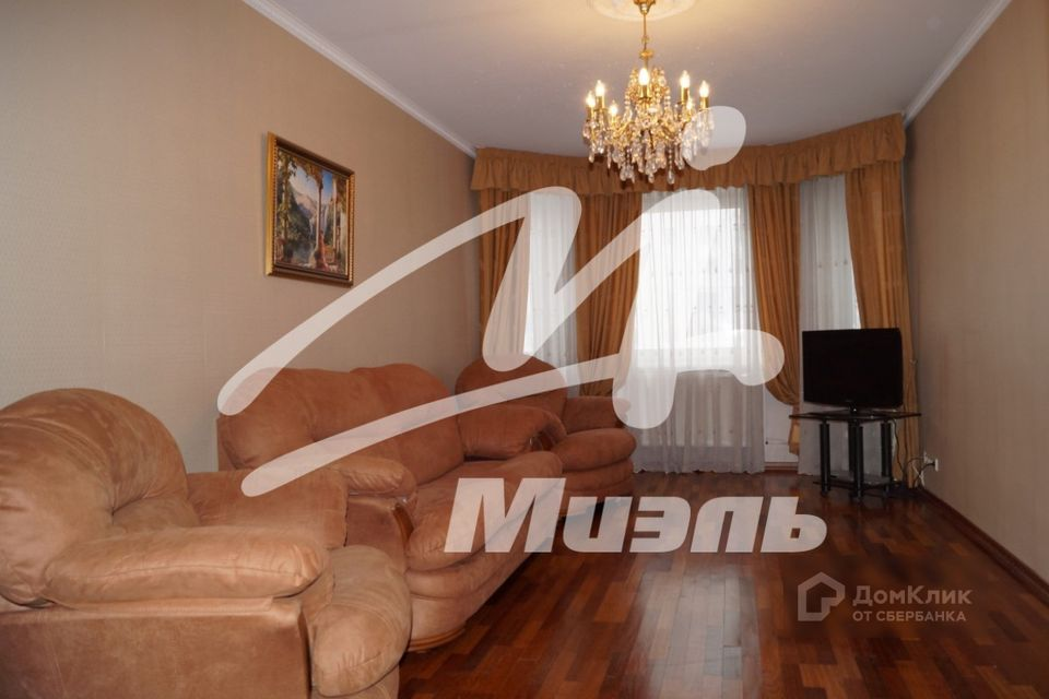 Продаётся 3-комнатная квартира, 74.7 м²