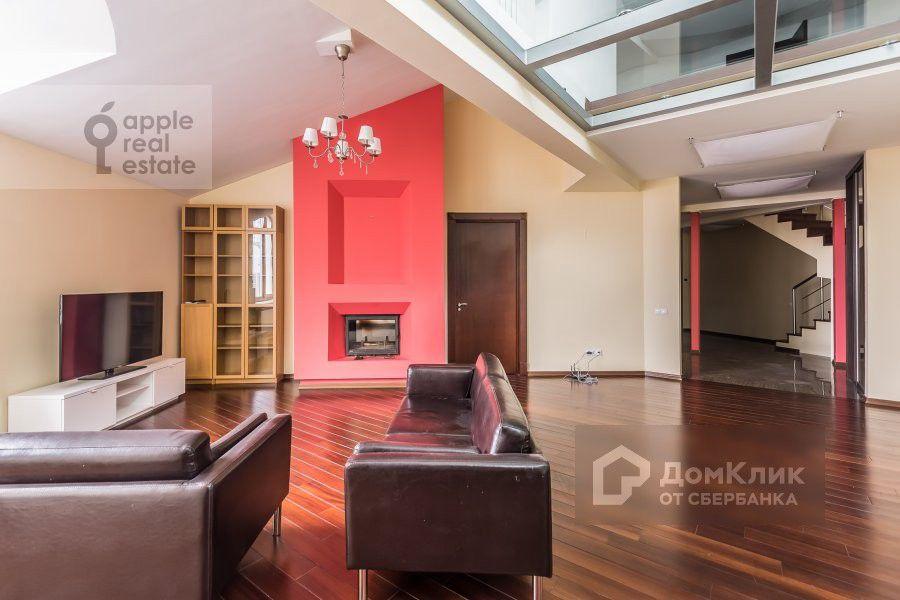 Продаётся 4-комнатная квартира, 190 м²