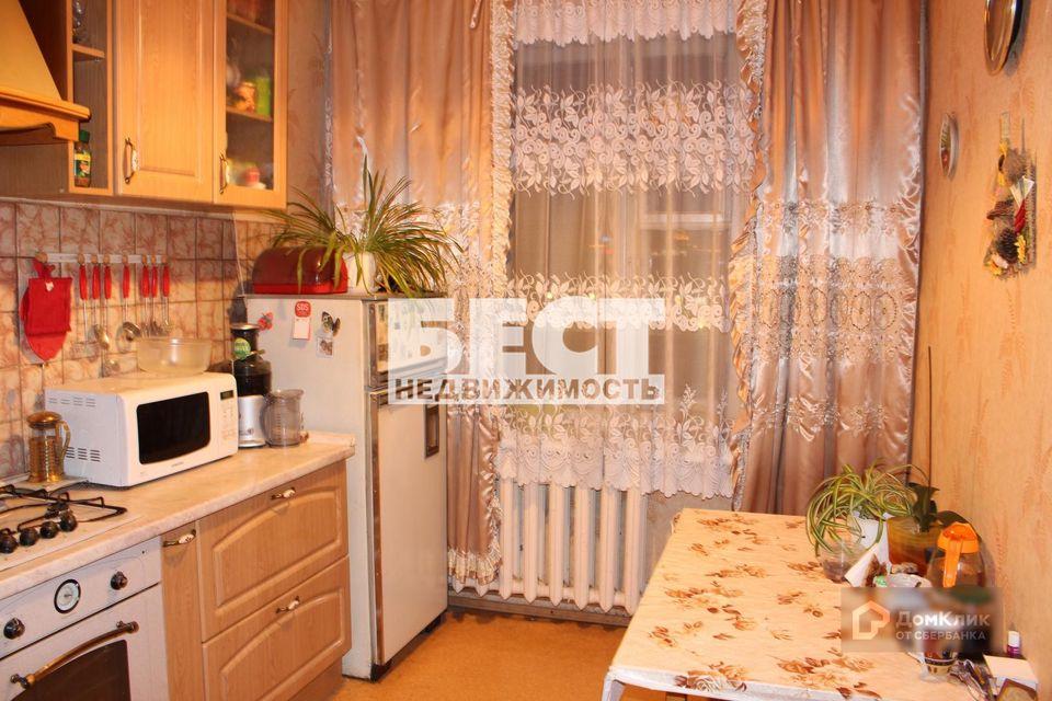 Продаётся 5-комнатная квартира, 91 м²