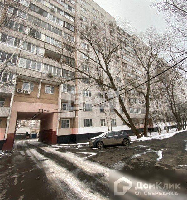Продаётся 1-комнатная квартира, 38.6 м²