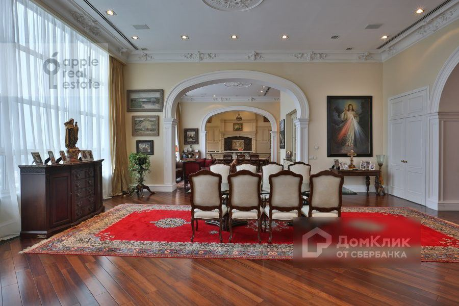 Продаётся 6-комнатная квартира, 811 м²