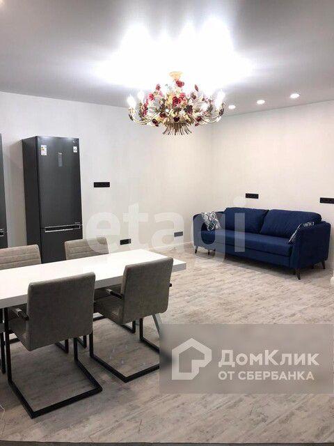 Продаётся 3-комнатная квартира, 93 м²