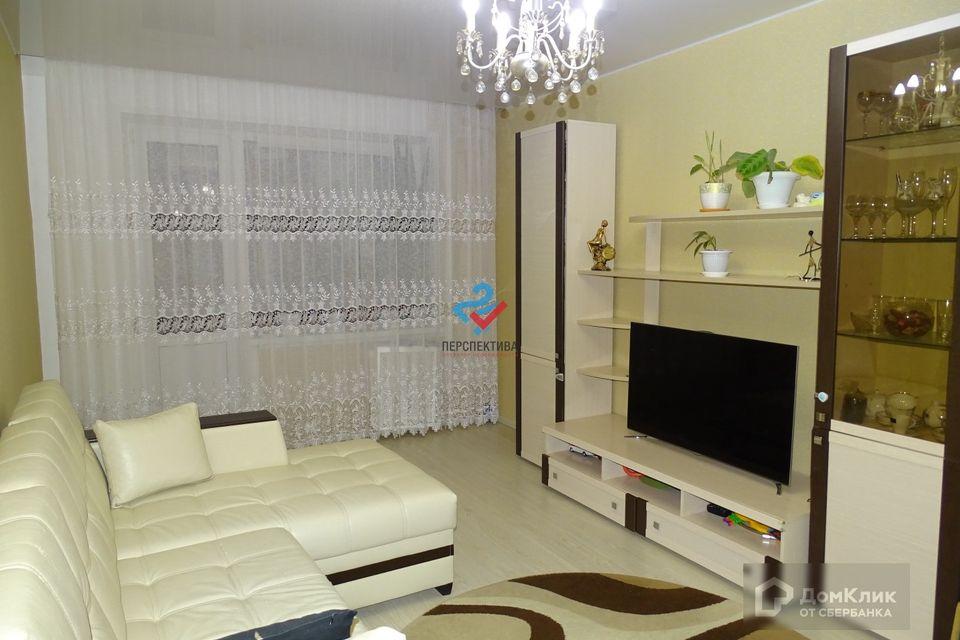 Продаётся 2-комнатная квартира, 43.8 м²