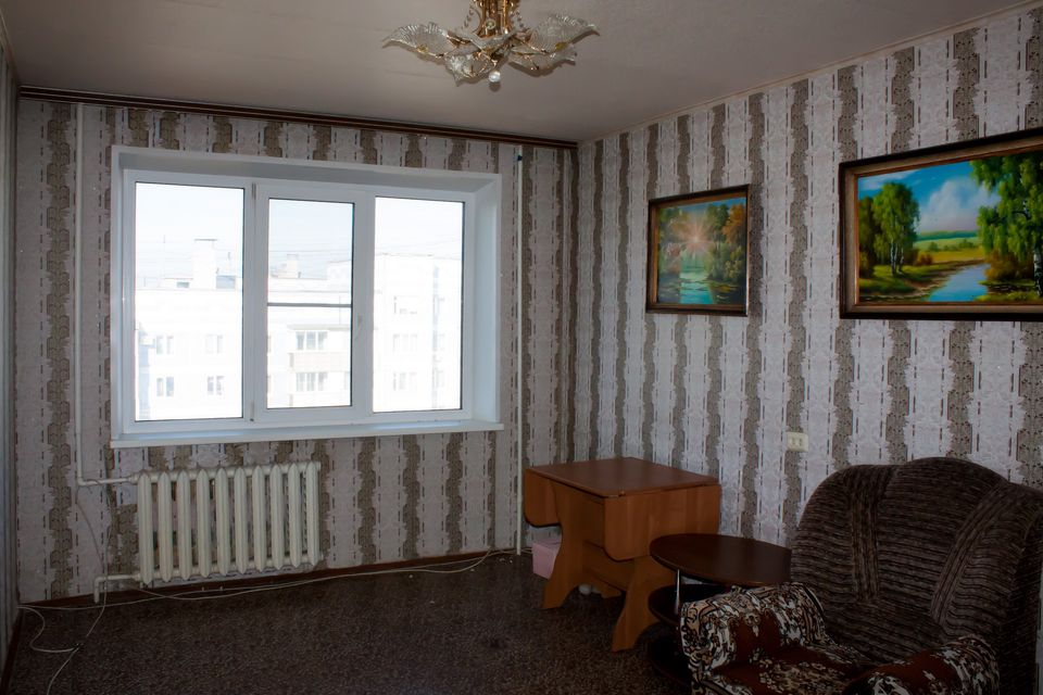 Продаётся 3-комнатная квартира, 65.8 м²