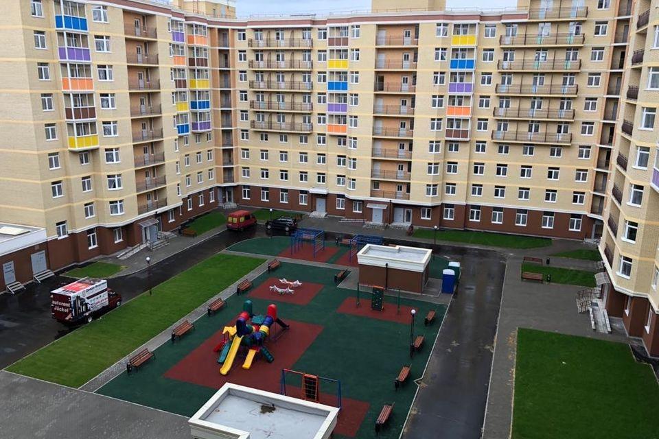 Продаётся 1-комнатная квартира, 45.7 м²