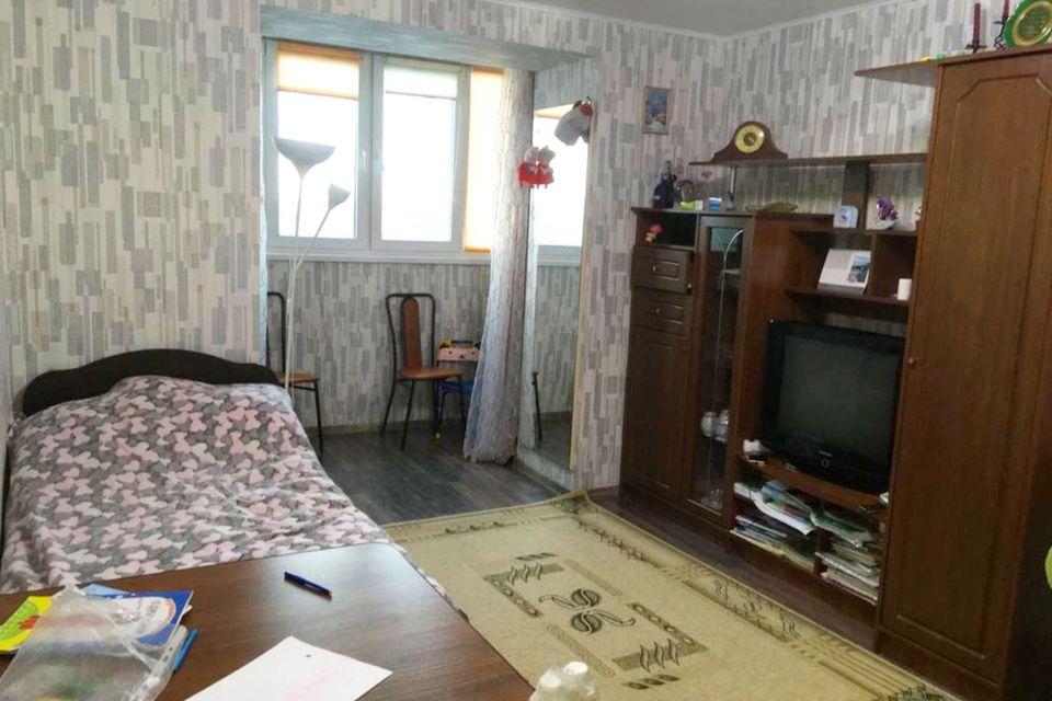 Продаётся 1-комнатная квартира, 36.7 м²