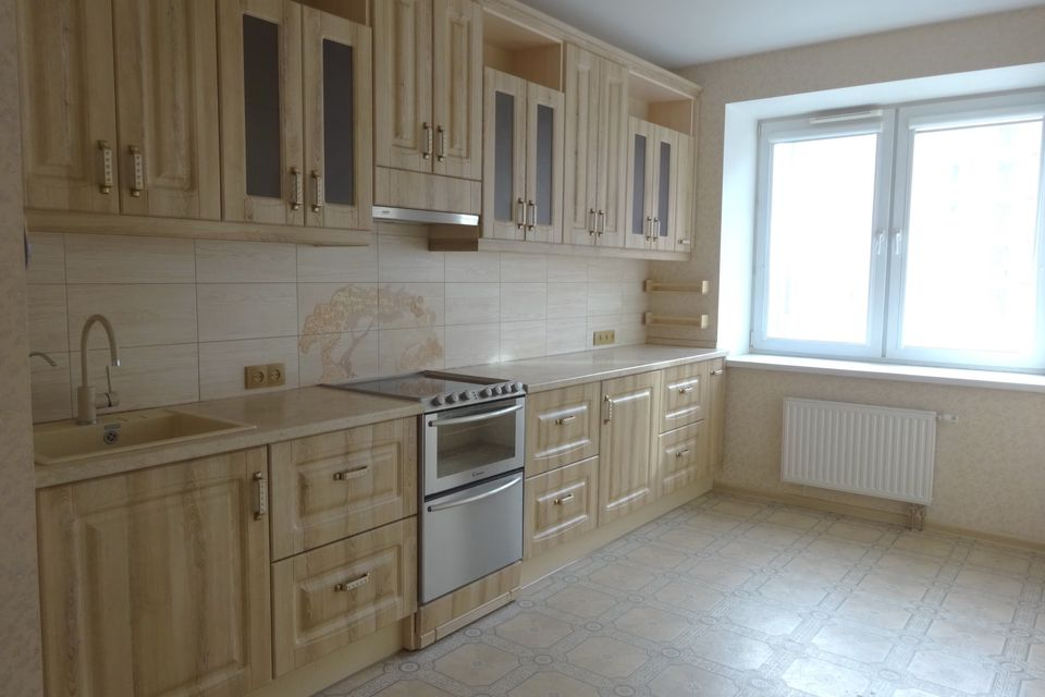Продаётся 2-комнатная квартира, 61.3 м²